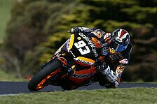 Moto2 - Weltmeisterlicher Empfang für Marquez