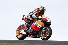 MotoGP - Pedrosa in eigenartigem 3. Training vorne