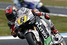 MotoGP - Bradl von Kampf um Platz vier überrascht