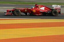 Formel 1 - Alguersuari adelt Alonso