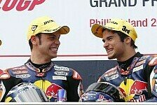 Moto3 - Eine Cortese-Party in Berkheim