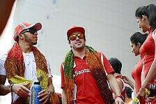 Formel 1 - Hamilton: Alonso kämpft wie ein wahrer Champion