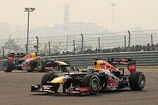 Formel 1 - Vettel: Reifen-Management verhalf zum Sieg