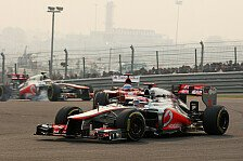 Formel 1 - Abu Dhabi erfolgreiches Pflaster für McLaren