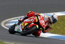 MotoGP - Die junge Meute jagt Leitwolf Rossi