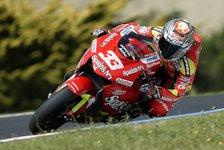 MotoGP - Philip Island, Tag 3: Melandri beendet Tests mit Bestzeit