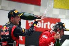 Formel 1 - F1-Piloten sehen Red Bull und Vettel im Vorteil