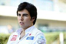 Formel 1 - Perez träumt weiter vom WM-Titel mit McLaren