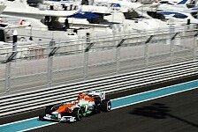 Formel 1 - Bianchi: Verdiene Platz in der Formel 1