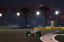 Formel 1 - Di Resta: Richtiges Arbeitsfenster ist gefragt