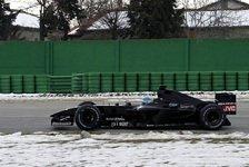 Formel 1 - Minardi: Der Kampf gegen das Wetter – Teil II