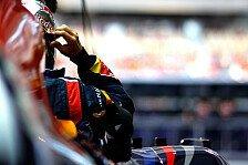 Formel 1 - Red Bull hakt Tankmalheur von Abu Dhabi ab