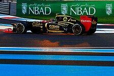 Formel 1 - Grosjean hielt sich in Abu Dhabi für unschuldig