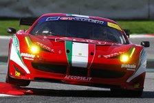 Le Mans Serien - Asian LMS: AF Corse plant Teilnahme