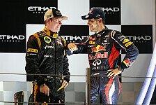 Formel 1 - Vettel: Podest-Flüche aufgeblasen