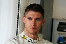 Formel 1 - Mortara tastete sich Schritt für Schritt heran