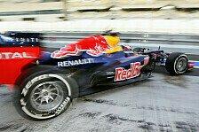 Formel 1 - Abu Dhabi: Red Bull schneller als McLaren