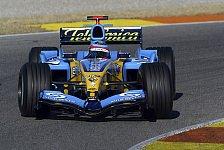 Formel 1 - Bilder: Valencia-Testfahrten ab dem 01.02.2005
