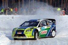 WRC - Eiszeit in der Rallye-WM