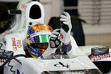 Formel 1 - Pérez plaudert seinen Nachfolger aus