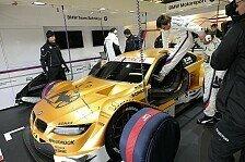 DTM - Zanardi: Testfahrt hat riesigen Spaß gemacht