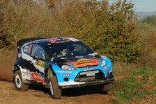WRC - Östberg führt in Spanien