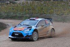 WRC - Östberg behält Spanien-Führung