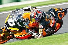 Moto2 - Marquez fährt vom letzten Startplatz zum Sieg