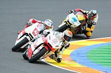 Moto2 - Kiefer Racing erlebt schwieriges Finale