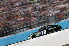 NASCAR - Dritte Pole Position für Hamlin