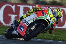 MotoGP - Rossi: MotoGP-Gott mit Schwächen