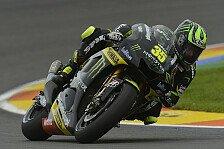 MotoGP - Tech 3 wohl ohne neues Yamaha-Getriebe