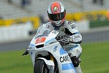 MotoGP - Petrucci: Training statt Urlaub