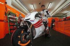 MotoGP - Marquez: Das Bike ist größer als die Moto2