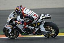MotoGP - Bradl: Drittschnellster zum Abschluss