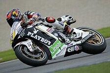 MotoGP - Bradl zufrieden mit Testauftakt