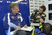MotoGP - Burgess sprachlos: Nicht der Rossi den ich kenne