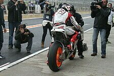 MotoGP - Marquez strahlt beeindruckt