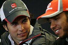 Formel 1 - Pérez: McLaren-Wechsel kommt nicht zu früh