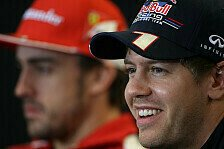 Formel 1 - Vettel: Egal ob Sambatänzer oder Cowboy