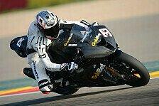 Superbike - Melandri führt den Donnerstag an