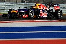 Formel 1 - 1. Training: Vettel-Bestzeit bei US-Premiere