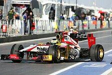 Formel 1 - Untergangsstimmung bei HRT