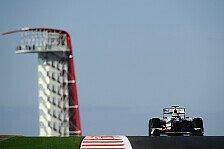 Formel 1 - Verwarnung gegen Perez