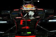 Formel 1 - Hamilton: Nicht in Vettel krachen