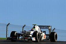 Formel 1 - Perez nach Verwarnung noch bestraft