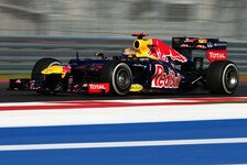 Formel 1 - 3. Training: Vettel bleibt das Maß der Dinge