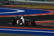 Formel 1 - Sauber bekam die Reifen nicht auf Temperatur