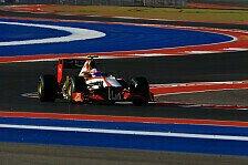 Formel 1 - Karthikeyan ist sich keiner Schuld bewusst