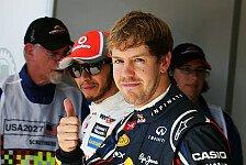 Formel 1 - Vettel: Qualifying enger als erhofft